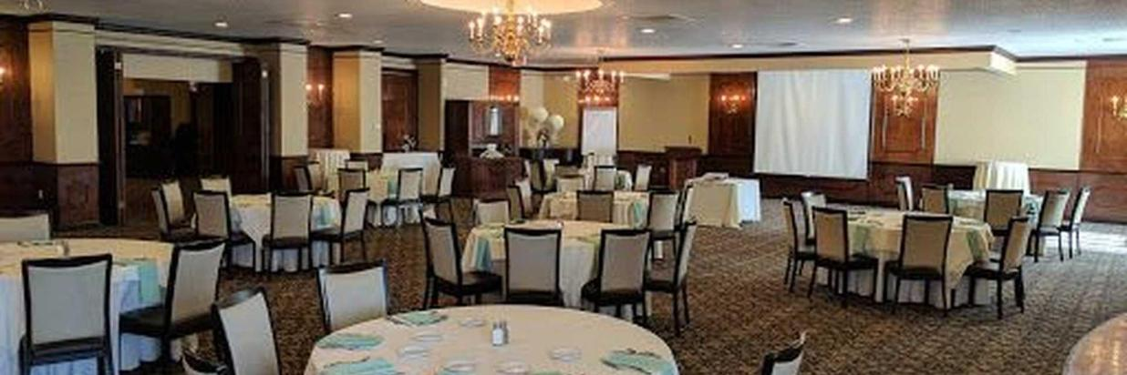 Event Rooms & Meeting Spaces