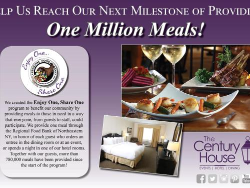 Help Us Reach our Next Milestone to Provide One Million Meals!